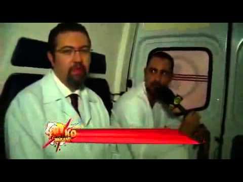 Ceará faz exame de próstata durante aniversário Pânico Na Band 03 03 13 HD
