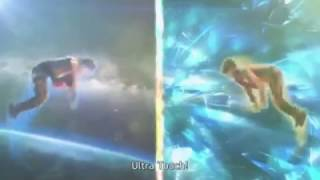 ULTRAMAN X & GINGA & VICTORY VS GUA ARMY
