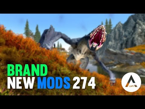 5 Brand New Console Mods 274 - Skyrim Special Edition (PS4/XB1/PC)