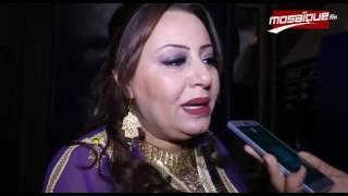 تصريحات الحاضرين في افتتاح أيام قرطاج المسرحية