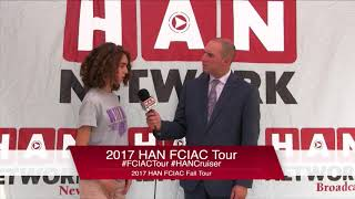 HAN FCIAC Fall Tour 2017: Westhill cross country