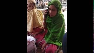 Marhoom Afrazul ki Family se Maulana Sajjad Nomani D.B ki beti ki Mulaqaat