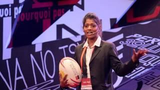 Why not dream big?   Sumitra Nayak   TEDxPune