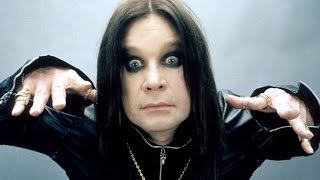 OZZY OSBOURNE Monster Of Rock In Chile 1995