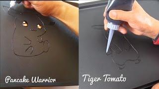 FUN Pokemon MATCH: Pancake Warrior VS Tiger Tomato
