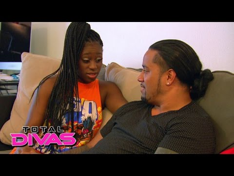 Xxx Mp4 Jimmy Uso Convinces Naomi To See A Doctor Total Divas Sept 28 2014 3gp Sex