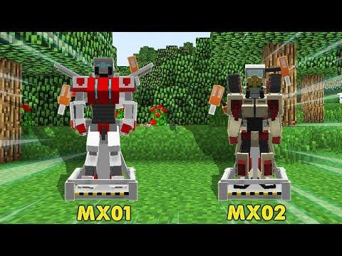 Xxx Mp4 MK CRAZYCRAFT 19 CHẾ TẠO THÀNH CÔNG 2 BỘ GIÁP SIÊU RÔ BỐT TRONG MINECRAFT MK Gaming Minecraft 3gp Sex