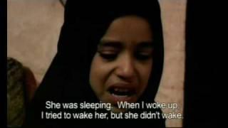 Iraq War - Girl Afraid