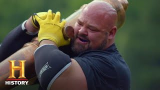 The Strongest Man in History: Brian Shaw
