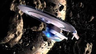 star  trek : USS enterprise evolution