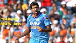 Its Ash-Win |  Ravichandran Ashwin best wickets | Indian Off Spinner