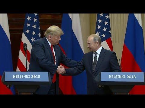 ABC News Live: Trump-Putin summit reactions, lava bombs, Thailand cave latest
