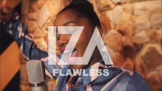 Beyoncé - Flawless / Rihanna - Rude Boy (IZA Cover)