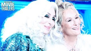 MAMMA MIA! HERE WE GO AGAIN Focus on Cher & Lily James