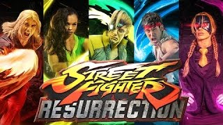 Street Fighter Resurrection Review
