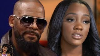 R. Kelly Accuser Comes Forward Claiming He Gave Her Herpes