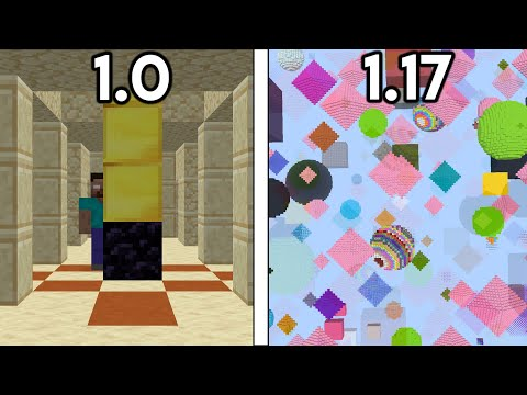 Minecraft s History of Easter Eggs