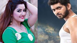 এবার পরিমনির নায়ক হচ্ছেন  কলকাতার  ওম    |  Pori Moni & Om Bangla New Movie News 2016
