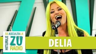 Delia - 1234 (Unde dragoste nu e) (Live la Radio ZU)