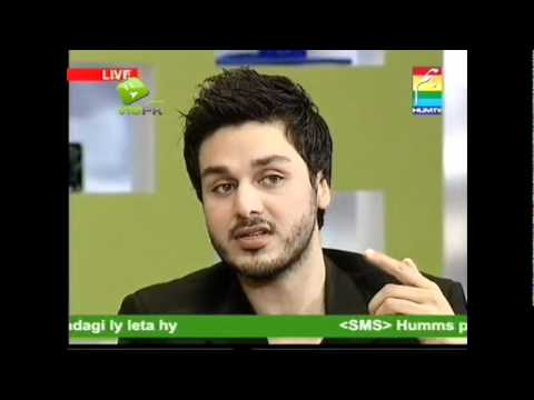 Ahsan Khan in Morning With Hum Part 2 4