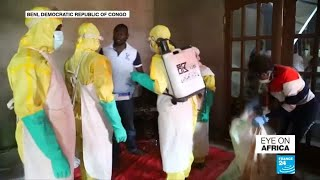 Roughly 300 dead as DRC continues to fight Ebola virus