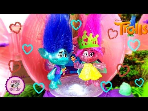 Xxx Mp4 ❦ TROLLS ❦ La Coronación De La Princesa POPPY Juguetes Película Trolls 3gp Sex