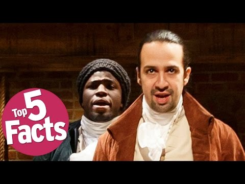 watch Top 5 Must Know Hamilton The Musical Facts