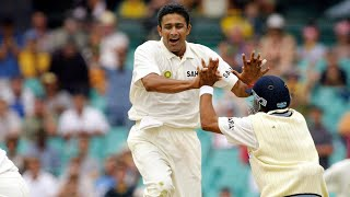 From the Vault: Kumble makes the SCG his own