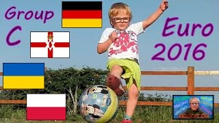 Learn Countries & Flags of Europe | Group C | Kids Educational Videos