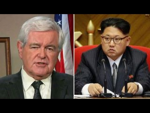 Gingrich on North Korea This is a very serious time