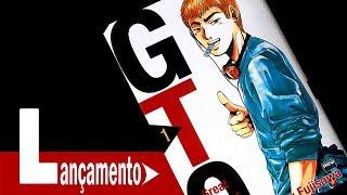 [LANÇAMENTO] - GTO - Great Teacher Onizuka