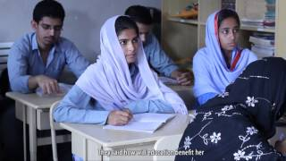 Every Girl Has a Story To Tell - Kiran's Story, Mashal School, Pakistan
