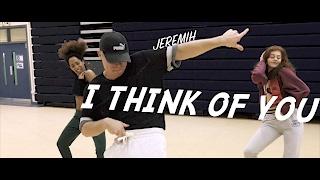 Jeremih - I Think Of You Ft Chris Brown & Big Sean | Chris Clark Choreography