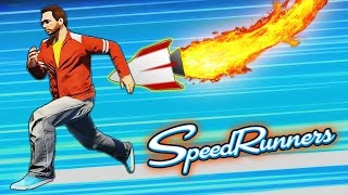 FASTEST RUNNER IN THE WORLD!!! Funny Moments & EPIC Fails