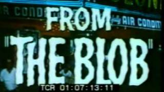 The Blob (1958) trailer Steve McQueen