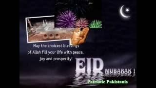 Eid Mubarak song | latest eid song 2016 | Teri Galliyan version