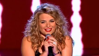 The Voice UK 2014 Blind Auditions  Jade Mayjean Peters 'Sweet About Me' FULL