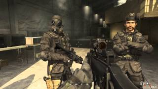 Call of Duty 4 Modern Warfare Walkthrough Part 1 - Level 1