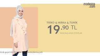 Triko, Hırka ve Tuniklerde Fırsat | modanisa.com