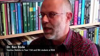 Green Minutes: Dr. Ben Bode