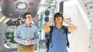 EXCLUSIVE Look Inside NASA Deep Space  Gateway: Lockheed Martin Visit Part 1