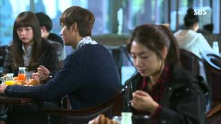 The heirs (Lee Min Ho, Park Sin Hae) Ep. 11 review #37(4)