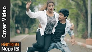 LYANG LYANG Cover Dance by The Nepoholic Crew | New Nepali Movie Romeo | Contestant No.27