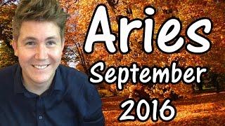 Aries September 2016 Horoscope | Gregory Scott Astrology