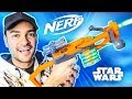 Download Video Download Nerf STAR WARS Bowcaster do CHEWBACCA! 3GP MP4 FLV