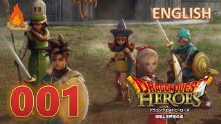 Dragon Quest Heroes (PS4) Gameplay Walkthrough - PART 1