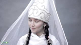 Beauty of Kyrgyz women