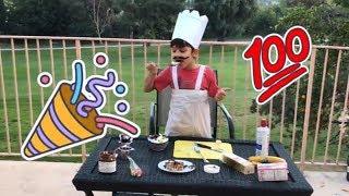 Bido's Kitchen: Banana Sushi & Banana Cream Pudding Pie Fun - Kids TV / Bido's TV