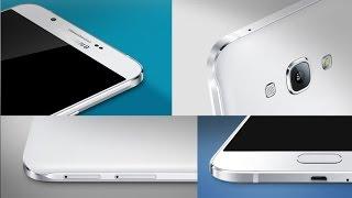 استعراض للهاتف المحمول Samsung Galaxy A8:هاتف متميز بسعر مكلف!