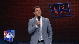 Mark Normand Performs Stand-Up